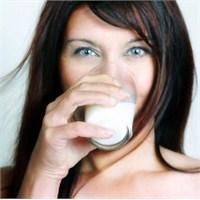 Süt İçerek Zayıflayın