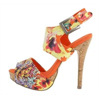 Platform tabanlı Ed Hardy ayakkabı modelleri