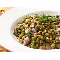 Mercimek Salatası Tarifim