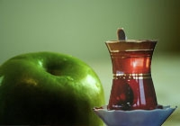 Gribe Karşı Elma Ve Çay