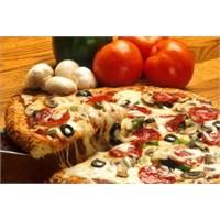 Hazır Yufkadan Pizza