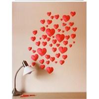 Kalp Duvar Süsleri