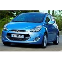 Hyundai İx20 Güvenlikten 5 Yıldız Aldı