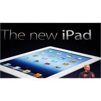 Apple'ın Yeni İpad
