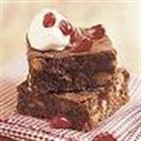 Duble Çikolatalı Browni