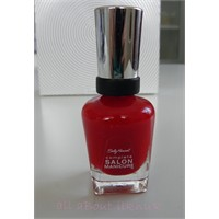 Sally Hansen 570 Right Said Red
