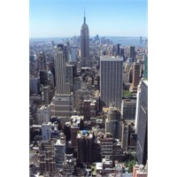 Sana Dün Bir Tepeden Baktım Aziz New York