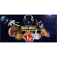 Angry Birds Star Wars Google Play'de Yerini Aldı