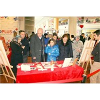 Eskişehir 'de Çikolata Sergisi