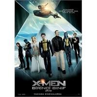 X-men: Birinci Sınıf-x Men: First Class
