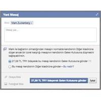 Facebook Ücretli Oldu