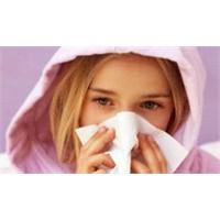 Soğuk Algınlığına Çare 7 Yöntem