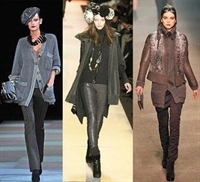 2009-2010 Sonbahar – Kış Sezonunun Moda Esintileri