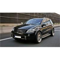 Mercedes Ml Bmw X5'e Karşı