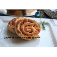 Patatesli Rulo Çörek Tarifi