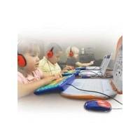 Çocuklar İçin Renkli Bilgisayar Çevre Birimleri