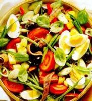 Salata İle Zayıflama