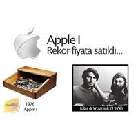"""""""Apple 1"""" İlk Apple Bilgisayar Rekor Fiyata Gitti!"""
