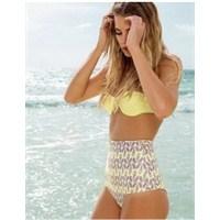 Yüksek Bel Bikini Modelleri 2013