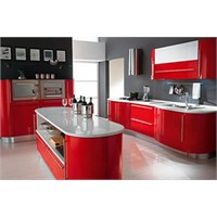 Renkli Mutfak Modelleri 2012