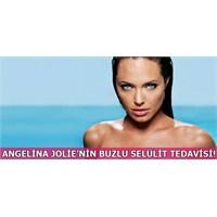 Angelina Jolie'nin Tercihi Buzlu Selülit Tedavisi!