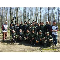 Sedaş Paintball Savaşları ( Savaşa Hazırlık )