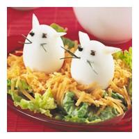 Tavşan yumurta (çocuklar için)