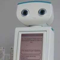 Sahibini Zayıflatan Robot