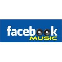 Facebook Müzik Geliyor