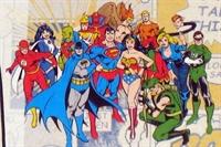Dc Comics den Sürpriz Atak