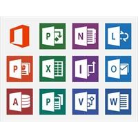 Microsoft Office 2013 'ü Bedava İndirin Kullanın