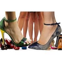 Paris 2014 İlkbahar Yaz Ayakkabı Koleksiyonu