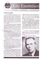 Köy Enstitüleri Dergisi