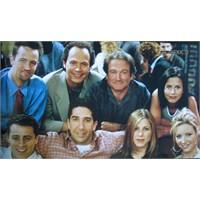 """""""Friends""""e Konuk Olan Ünlü Oyuncular"""