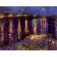 Van Gogh Minyatür Fotoğrafçılıkla Bir Araya Geldi