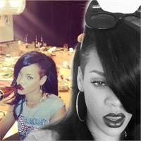 Rihanna'nın Yeni İmajı Beğenildi