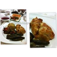 Milföyde Tavuk (4 Kişilik)
