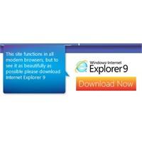 Microsoft İnternet Explorer 9 Bu Ay Çıkıyor