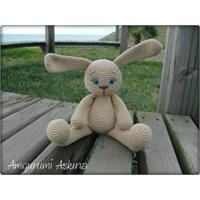 %100 Doğal Tombik Tavşan