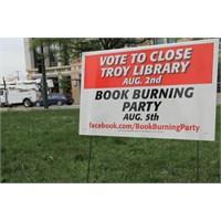 Ulusal Kitap Yakma Kampanyası!!