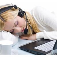 Yorgunluğu Önlemek Elimizde