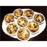 Muffin Yaban Mersinli