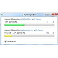 Windows 8 Ve Yeni Kopyala Yapıştır Ekranı