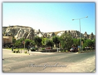 Kapadokya da Elkep Evleri