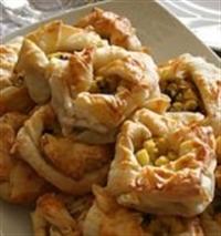 Patatesli - Tavuklu Börek