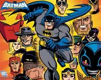 Batman in Babası Batman Olacak