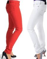 2010 Şık Yazlık Kot Pantolon Modelleri