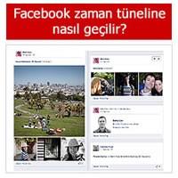 Facebook Zaman Tüneline Nasıl Geçilir?