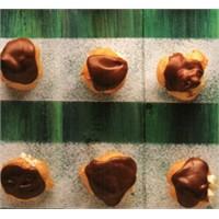 Çikolatalı Puflar