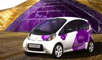 Yeni Bir Elektrikli Araç: C Zero